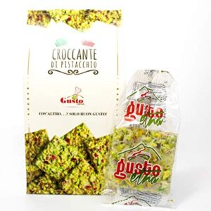 Croccante al pistacchio di Bronte 120 gr