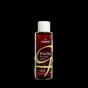 olio per il corpo vaniglia