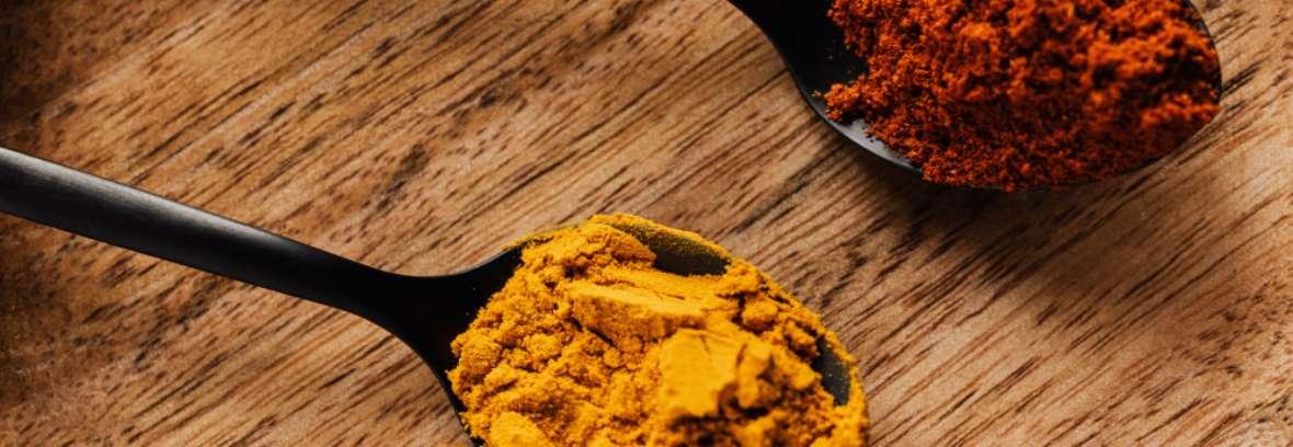 Secchi, spezie e farine